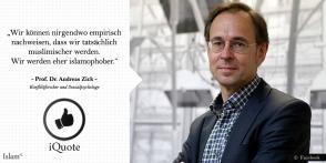 Sozialpsychologe Andreas Zick