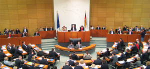 Plenarsitzung im März 2013