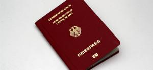 Deutscher Reisepass Gastarbeiter