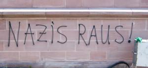 Nazis Raus Protest
