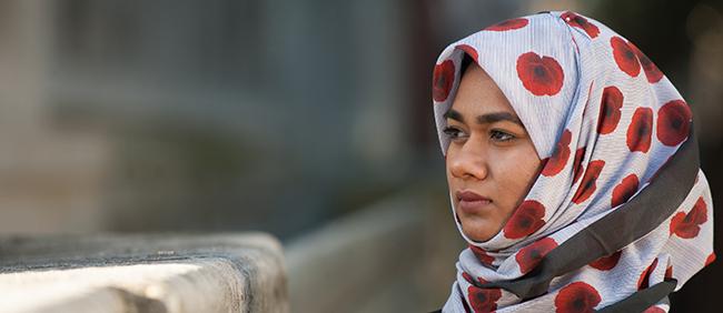 Symbolbild: Muslima ©Rooful Ali/aliway.co.uk