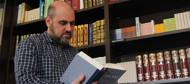 Dr. Abdurrahman Reidegeld © muslime.tv