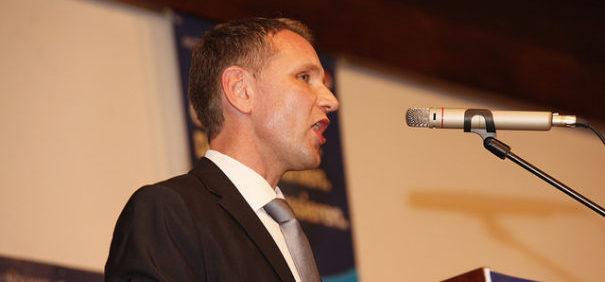 Der AfD-Fraktionsvorsitzende Björn Höcke. © (flickr/metropolico.org/CC 2.0)