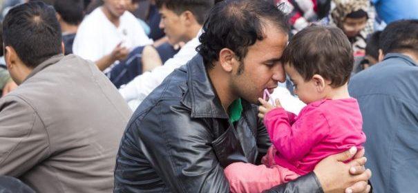 Flüchtlinge sind Menschen, wie Du und ich. © Ververidis Vasilis / Shutterstock.com