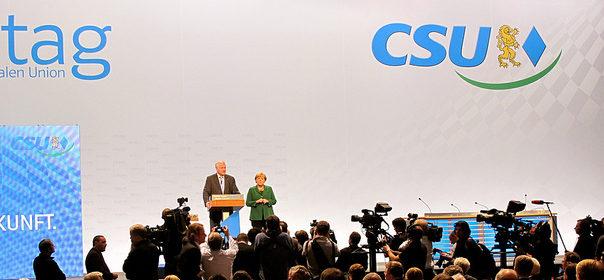 CSU © sbamueller auf flickr (CC 2.0), bearbeitet by IslamiQ.