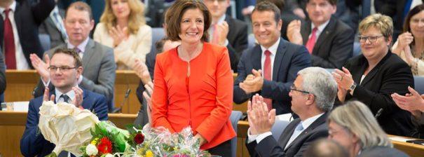 Ministerpräsidentin Malu Dreyer SPD © Facebook: Malu Dreyer