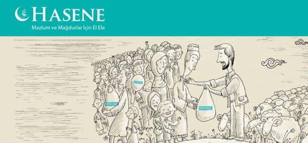Kurbankampagne ©  IGMG Hilfs- und Sozialverein Hasene