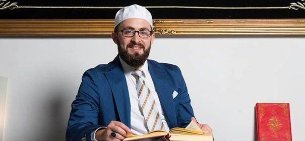 Symbold: Imam einer DITIB Moschee