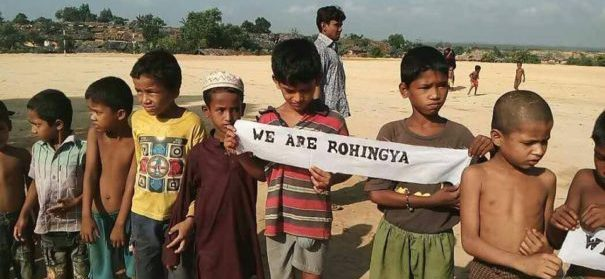 We are Rohingya