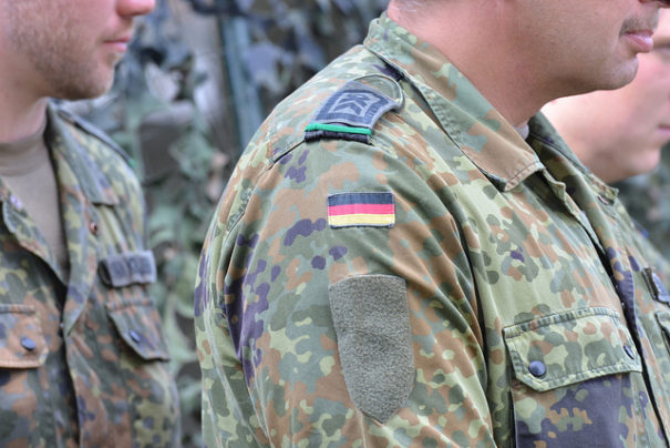 Symbolbild: Bundeswehr, Oberleutnant