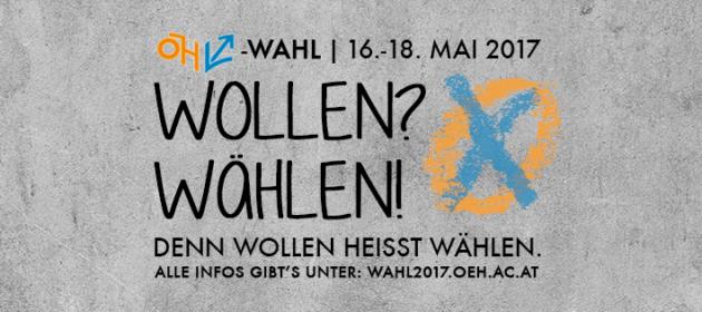 ÖH-Wahlen © Facebook, bearbeitet by iQ.