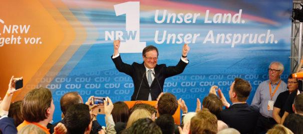 CDU gewinnt NRW-Wahl
