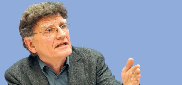Prof. Dr. Werner Schiffauer © 2015 Anadolu Images/ Cüneyt Karadağ