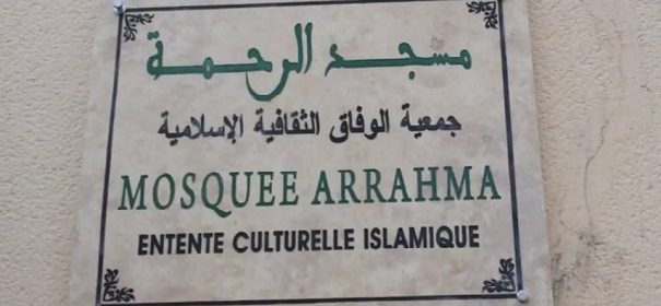 Arrahma Moschee in Avignon @ facebook