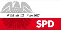Banner iQ-Wahlprüfstein - SPD © IQ