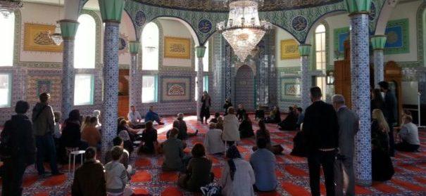 Tag der offenen Moschee in Bremen © Fatih Moschee Bremen