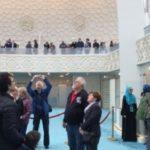 Die DITIB-Zentralmoschee in Köln. © privat