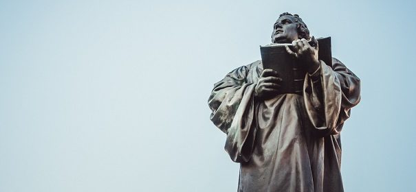 Martin Luther, Reformation © shutterstock