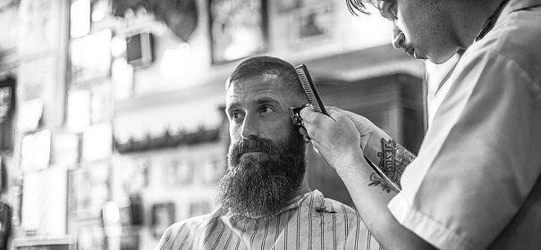 Dänemark diskutiert über ein Bartverbot © Facebook, bearbeitet by iQ.