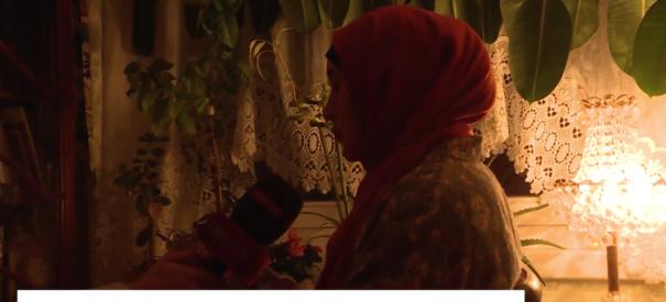 junge Muslimin