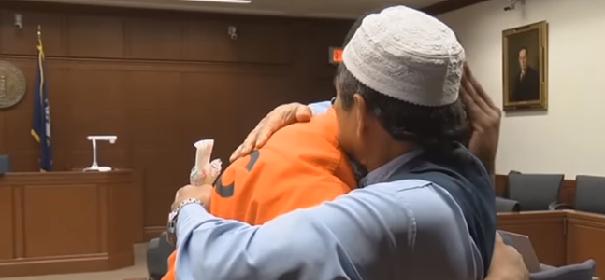 Muslimischer Vater verzeiht Mörder seines Sohnes