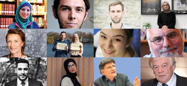 Einige unserer Autoren im Jahr 2017. © diverse