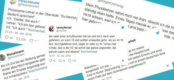 Twitter #reichenhetze