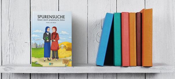 Spurensuche von Amina Luise Becker © Plural-Publications