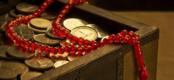 Symbolbild: Islamic Banking © shutterstock, bearbeitet by iQ.