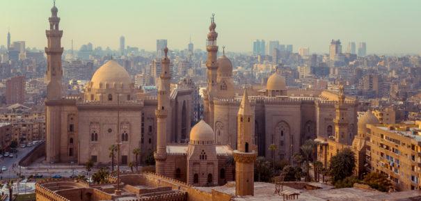 Symbolbild: Kairo, lange der Lebensraum Al-Kawsarîs. © shutterstock