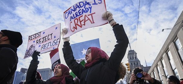 Symbolbild: Muslime in Kanada