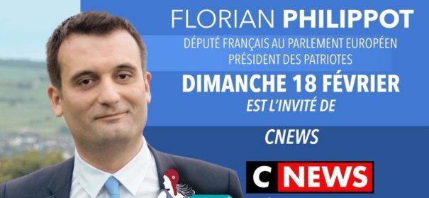 Florian Philippot, ehemaliger Freund und jetziger Gegner Le Pens. © Facebook
