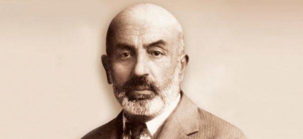 Mehmet Akif Ersoy © http://bit.ly/2H7chgW, bearbeitet by IslamiQ