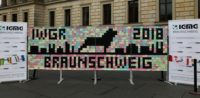 Aktion der IGMG Braunschweig zu den IGWR © privat, bearbeitet by iQ.