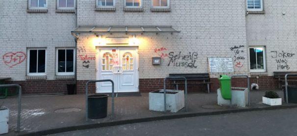 Angriffe auf Moscheen