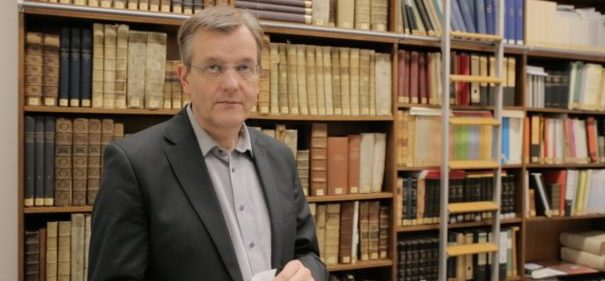 Prof. Dr. Stephan Muckel im IslamiQ-Interview. © IslamiQ