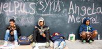 Flüchtlinge © shutterstock.com, bearbeitet by iQ.
