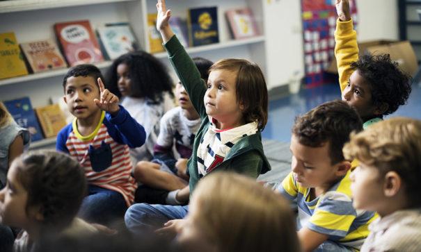 Symbolfoto: Kindergarten, Kita © shutterstock, bearbeitet by iQ.