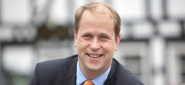 NRW -Integrationsminister Joachim Stamp