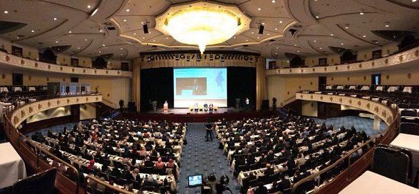 """Die Islamische Gemeinschaft Millî Görüş (IGMG) und die Hilfsorganisation Hasene International e. V. veranstalteten heute eine Konferenz mit dem Titel """"Rohingya: Krise und Lösungen""""."""