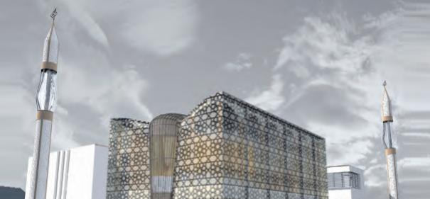 DITIB-Moschee Nordestedt