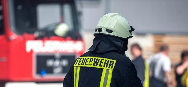 Dönerimbiss Explosion Feuerwehr