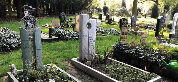 Symbolfoto: Waschraum Islamische Bestattung, Beerdigung