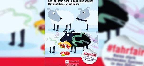 Plakat der Wiener Lilien