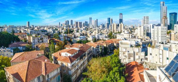 Tel-Aviv © shutterstock
