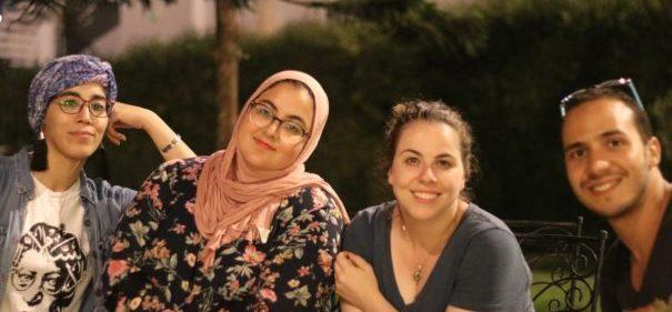 TeilnehmerInnen des muslimisch-jüdischen Forums in Marokko © privat/facebook