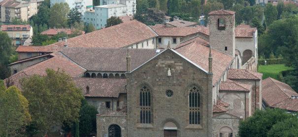 Symbolbild: eine Kirche in Bergamo. © flickr, Allan Parsons, CC 2.0