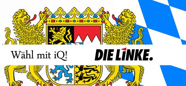 Landtagswahlen in Bayern - Die Linke