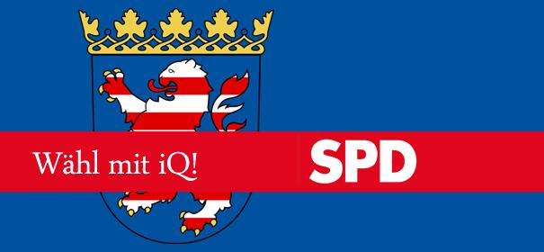 iQ-Wahlprüfstein Landtagswahlen Hessen - SPD
