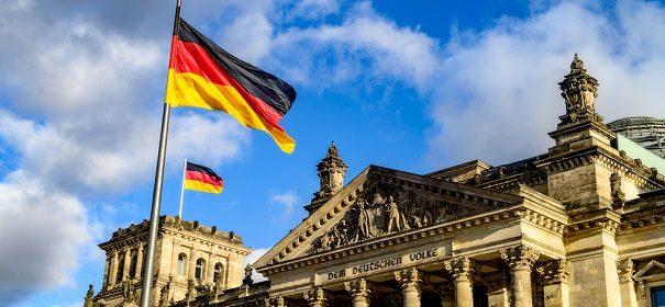 Symbolbild Deutschland - Tag der deutschen Einheit